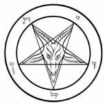 Baphomet-pentagram