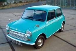 Mini 850cc