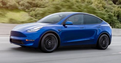 2020 Tesla Model Y LR